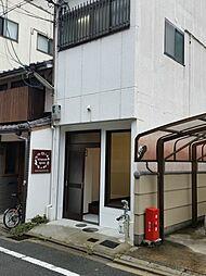 [一戸建] 京都府京都市下京区樋之下町 の賃貸【/】の外観