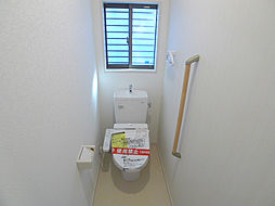 トイレ1F