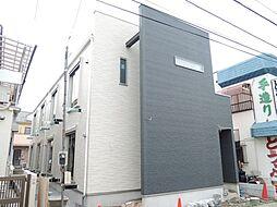 仮)栄町共同住宅[1階]の外観