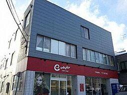 北海道札幌市北区北三十二条西5丁目の賃貸アパートの外観