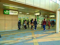 JR横浜線「淵...