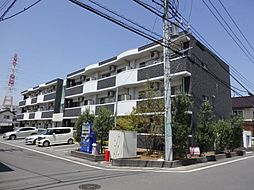 埼玉県三郷市中央5丁目の賃貸マンションの外観