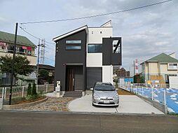 神奈川県横浜市都筑区桜並木