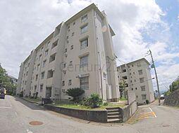 兵庫県宝塚市青葉台1丁目の賃貸マンションの外観