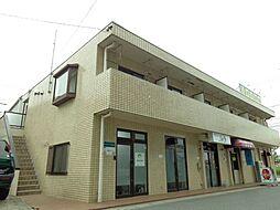 千葉県千葉市稲毛区長沼原町の賃貸マンションの外観
