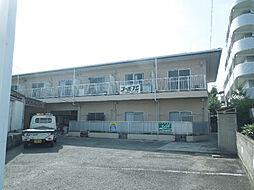 愛媛県松山市樽味4丁目の賃貸アパートの外観