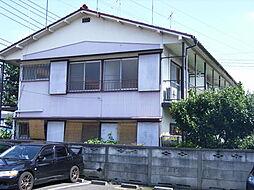 第2浜田荘[203号室]の外観