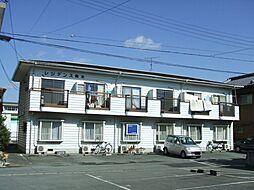 レジデンス岡本[1階]の外観