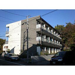 神奈川県横浜市旭区白根2丁目の賃貸アパートの外観
