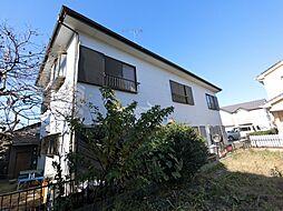 [タウンハウス] 千葉県四街道市栗山 の賃貸【/】の外観