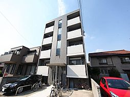 フラット矢田南[2階]の外観
