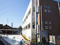 ポート泉佐野 A棟[1階]の外観