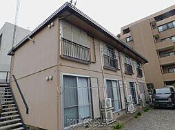 コーポ渋谷[1階]の外観