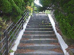 敷地内階段