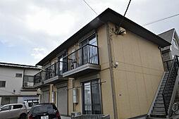 神奈川県小田原市酒匂1丁目の賃貸アパートの外観