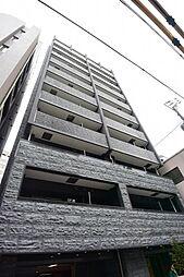 プレサンス梅田東アルファ[7階]の外観