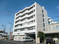 鹿野リハイム[4階]の外観