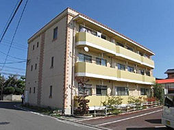 愛媛県松山市保免中3丁目の賃貸マンションの外観