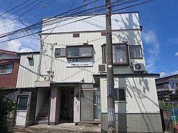 佐藤アパートB棟[2号室]の外観