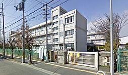 新金岡B住宅21棟[4階]の外観