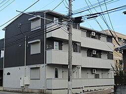 大黒屋ハイツ三番館[1階]の外観