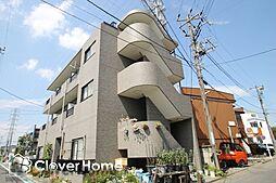 神奈川県相模原市中央区共和4丁目の賃貸マンションの外観