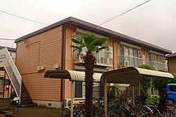 パークサイドハウスB[1階]の外観