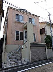 カトレアハウス[2階]の外観
