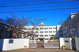 柳川中学校。徒...