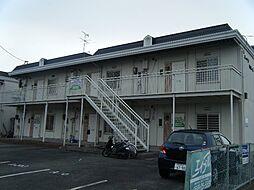 愛知県半田市新池町2丁目の賃貸アパートの外観