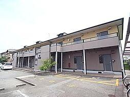 ハイネス本荘[2階]の外観