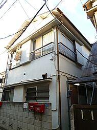 田中アパート[101号室号室]の外観