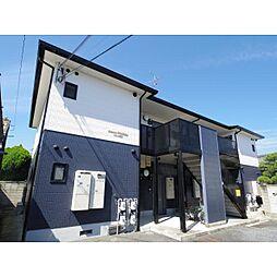 奈良県奈良市奥芝町の賃貸アパートの外観