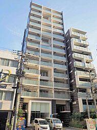 大阪府大阪市中央区博労町1丁目の賃貸マンションの外観