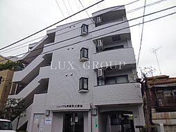 ジョイフル武蔵関弐番館[1階]の外観