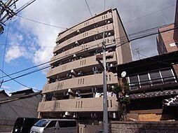 サンシティ栄生[1階]の外観