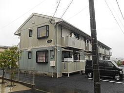 横浜ハウス[105号室]の外観