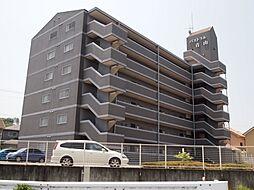 パストラル青山[4階]の外観