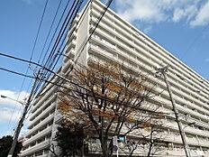 13階建てマンションの13階部分
