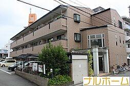 大阪府大阪市平野区平野東1丁目の賃貸マンションの外観