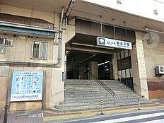 駅 東京都交通局「高島平」駅・1680