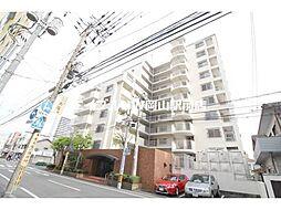 桑田町パークマンション[1階]の外観