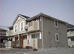 コモドカーサI[2階]の外観