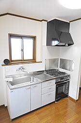 2階キッチン二...