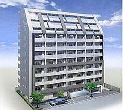 東京都豊島区巣鴨2丁目の賃貸マンションの外観