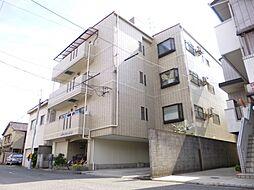 大阪府堺市堺区今池町6丁の賃貸マンションの外観