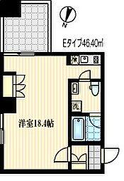 RELACION[7階]の間取り