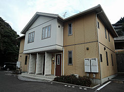 福岡県北九州市八幡西区幸神2丁目の賃貸アパートの外観