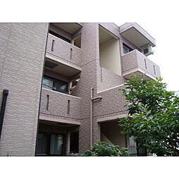 埼玉県川越市的場北の賃貸マンションの外観