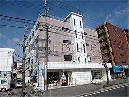 竹田マンション[1階]の外観